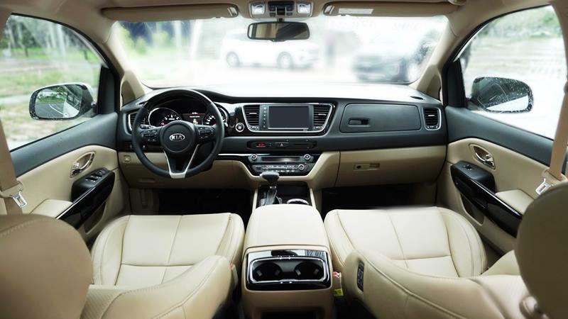 Chi tiết trang bị trên xe KIA Sedona Luxury 2019 bản giá thấp nhất - Ảnh 4