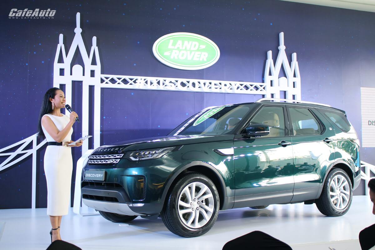 Land Rover Cần Thơ