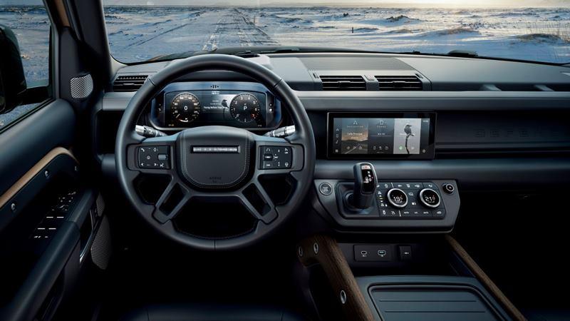 Thông số và trang bị xe Land Rover Defender 2020 tại Việt Nam - Ảnh 4