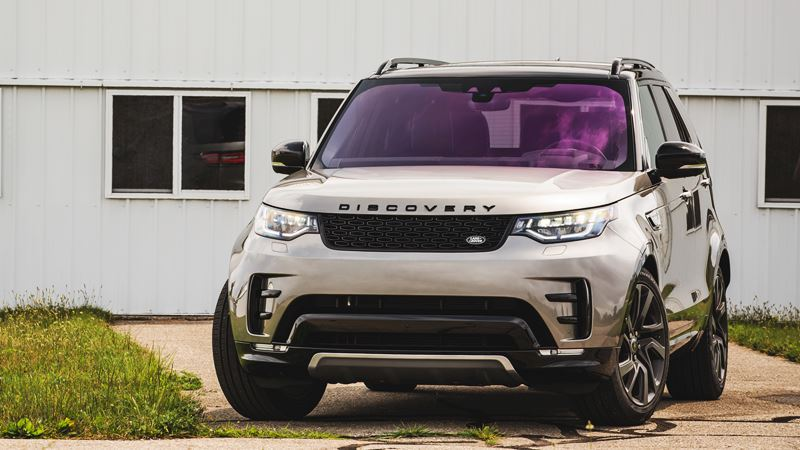Đánh giá xe Land Rover Discovery 2018 - Hình 1