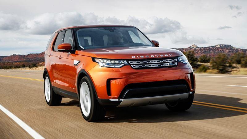 Chi tiết xe SUV 7 chỗ Land Rover Discovery 2018 bán tại Việt Nam - Ảnh 2