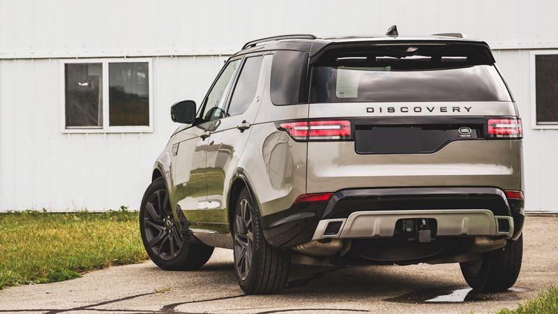 Chi tiết xe SUV 7 chỗ Land Rover Discovery 2018 bán tại Việt Nam - Ảnh 4