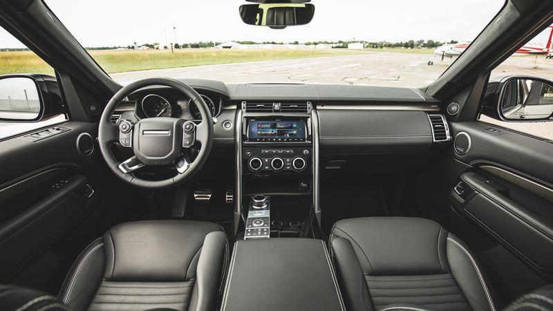 Chi tiết xe SUV 7 chỗ Land Rover Discovery 2018 bán tại Việt Nam - Ảnh 5