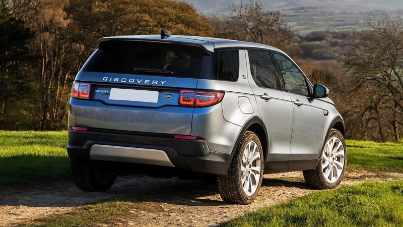 Chi tiết xe SUV 7 chỗ Land Rover Discovery Sport 2020 tại Việt Nam - Ảnh 5