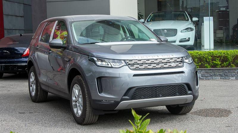 Chi tiết xe SUV 7 chỗ Land Rover Discovery Sport 2020 tại Việt Nam - Ảnh 6