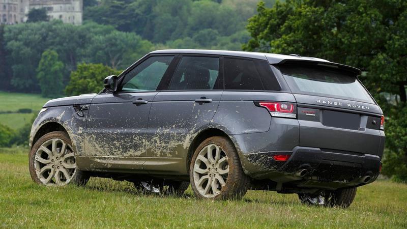 Chi tiết Land Rover Range Rover Sport tại Việt Nam - Ảnh 4