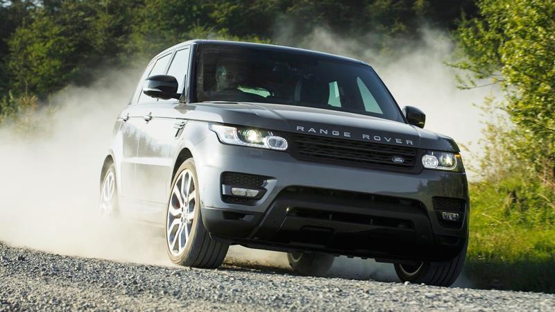 Chi tiết Land Rover Range Rover Sport tại Việt Nam - Ảnh 1