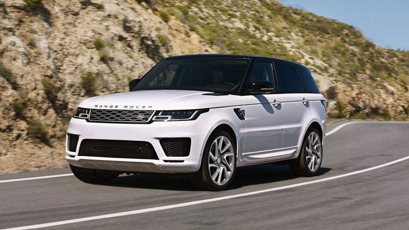Giá xe Land Rover Range Rover Sport 2018 - Hình 1