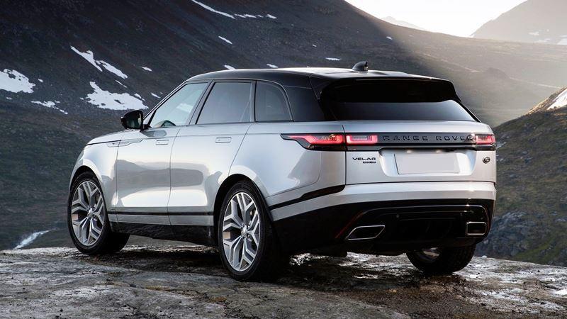 So sánh xe Maserati Levante và Land Rover Range Rover Velar 2018 - Ảnh 5