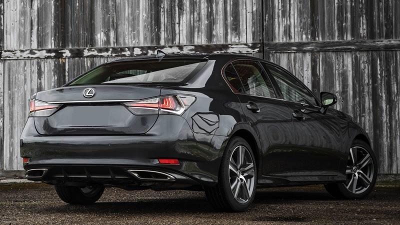 Đánh giá xe Lexus GS 2018 - Hình 2