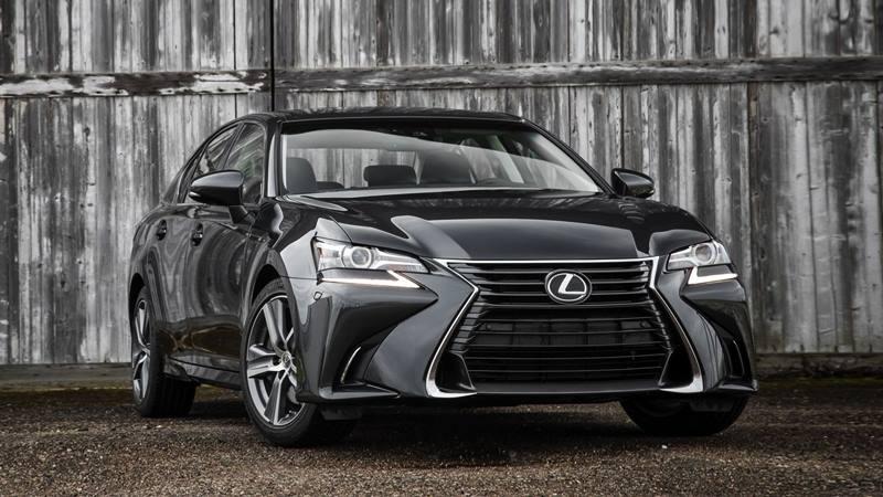 Đánh giá xe Lexus GS 2018 - Hình 1
