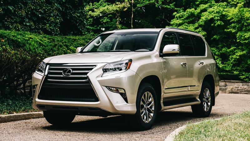 Giá xe Lexus GX 2018 - Hình 1
