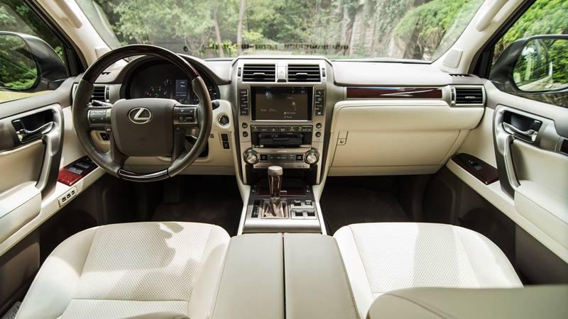 Giá xe Lexus GX 2018 - Hình 2