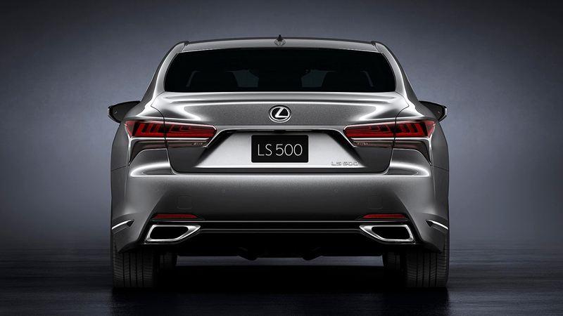 Lexus LS sedan toàn bộ mới sẽ được hé lộ tại triển lãm ôtô Detroit