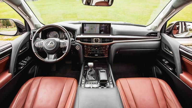 Chi tiết xe Lexus LX570 2018 đang bán tại Việt Nam - Ảnh 6