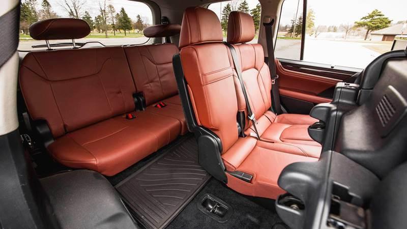 Chi tiết xe Lexus LX570 2018 đang bán tại Việt Nam - Ảnh 9