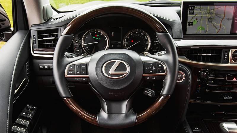 Chi tiết xe Lexus LX570 2018 đang bán tại Việt Nam - Ảnh 10