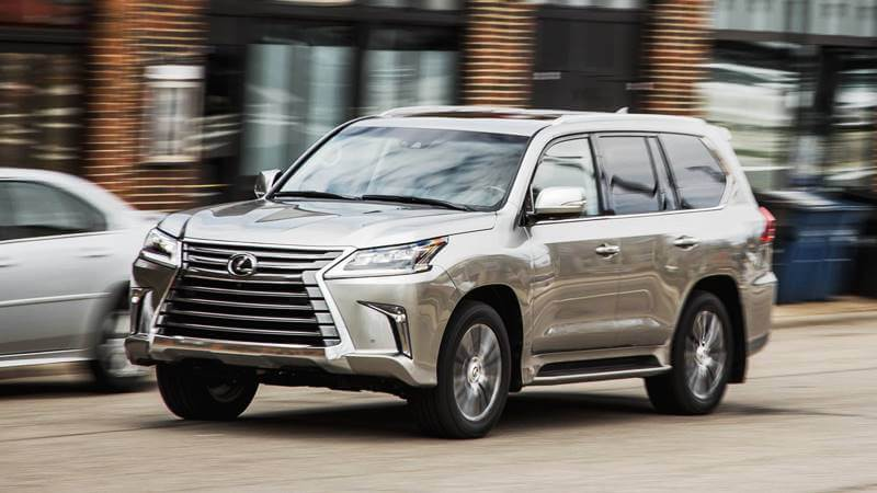 Chi tiết xe Lexus LX570 2018 đang bán tại Việt Nam - Ảnh 15