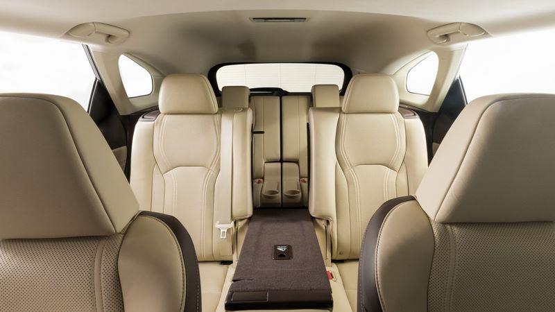 Lexus RXL 2019 - Xe Lexus RX ba hàng ghế, 7 chỗ ngồi - Ảnh 8