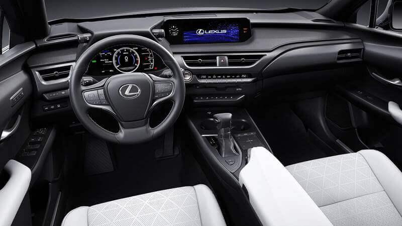 Chi tiết xe SUV hạng sang Lexus UX 2019 hoàn toàn mới - Ảnh 6