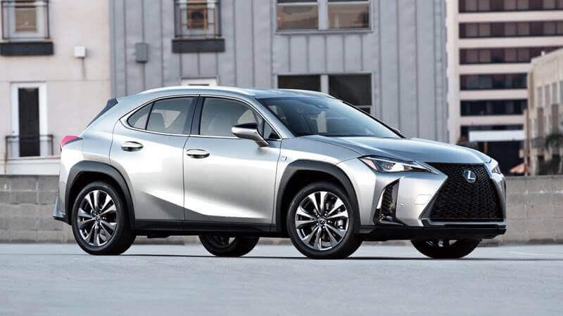 Chi tiết xe SUV hạng sang Lexus UX 2019 hoàn toàn mới - Ảnh 15