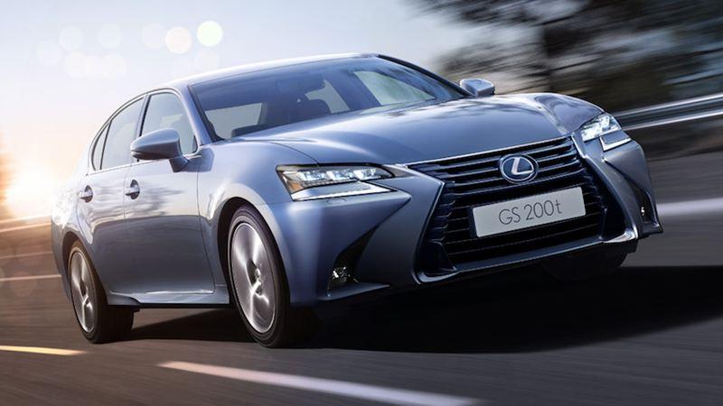 Lexus LS500 điện khí hóa cho Geneva Auto Show