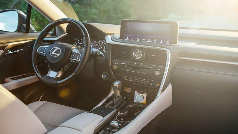 Những thay đổi mới trên Lexus RX 2020 mới nâng cấp - Ảnh 3