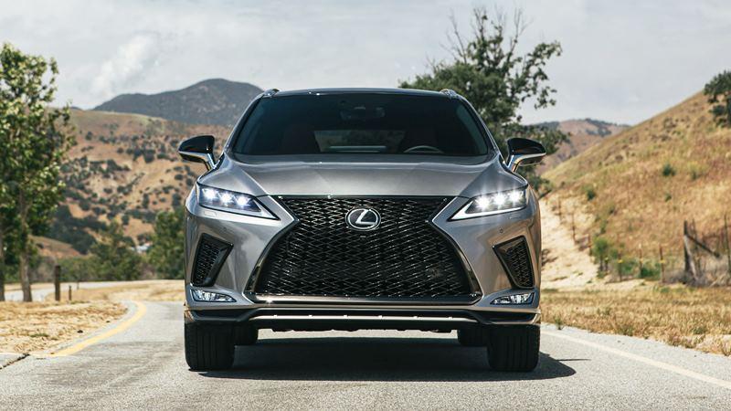 Những thay đổi mới trên Lexus RX 2020 mới nâng cấp - Ảnh 2