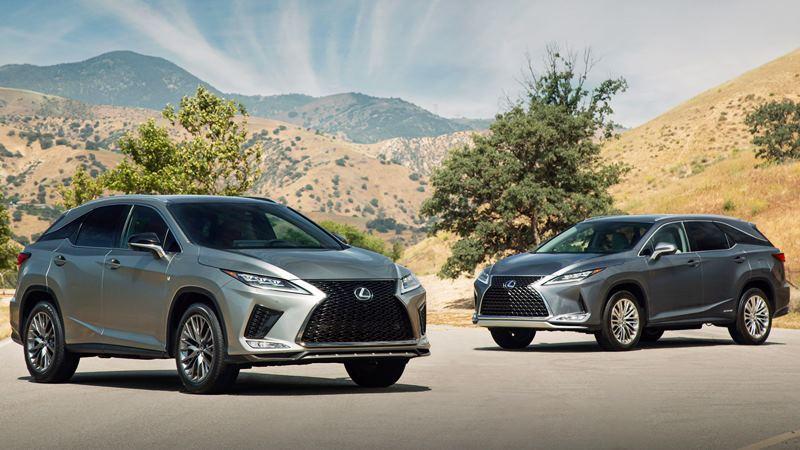 Những thay đổi mới trên Lexus RX 2020 mới nâng cấp - Ảnh 1