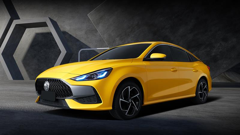 Sedan giá mềm MG 5 2021 - Đối thủ của Mazda 3, Kia Cerato - Ảnh 1