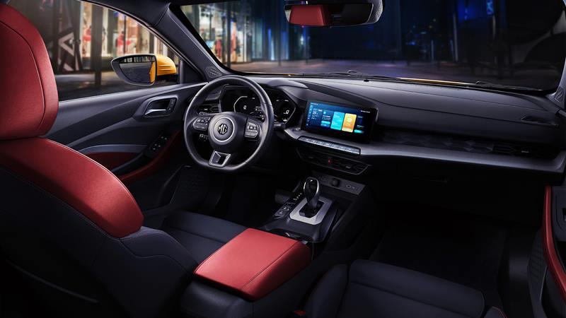 Sedan giá mềm MG 5 2021 - Đối thủ của Mazda 3, Kia Cerato - Ảnh 6