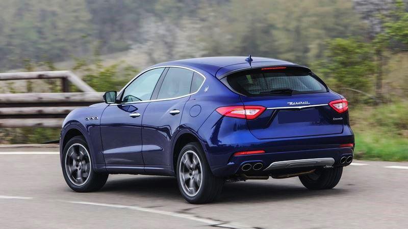 Giá xe Maserati Levante 2018 - Hình 2