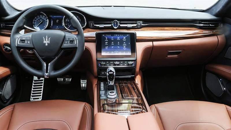 Giá xe Maserati Quattroporte 2018 tại Việt Nam - Sedan thể thao hạng sang - Ảnh 3