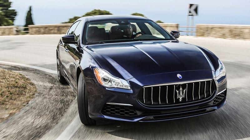 Maserati thu hồi xe Ghibli và Quattroporte do lỗi thống nhất treo