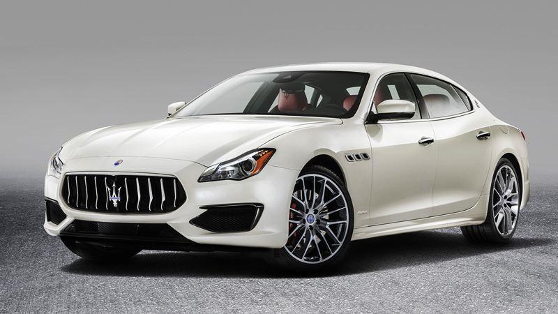 Shifter thu hồi chạm Maserati Quattroporte và Ghibli