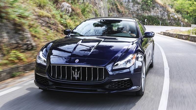 Giá xe Maserati Quattroporte 2018 tại Việt Nam - Sedan thể thao hạng sang - Ảnh 1