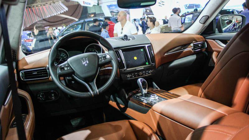 Chi tiết Maserati Levante 2017 tại Việt Nam - Ảnh 4