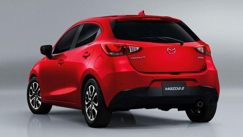 Mazda 2 2019 nhập khẩu bắt đầu nhận đặt cọc với giá từ 509 triệu đồng - Hình 2