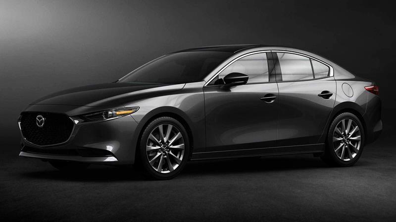 Mazda 3 2019 hoàn toàn mới - Sedan và Hatchback - Ảnh 3
