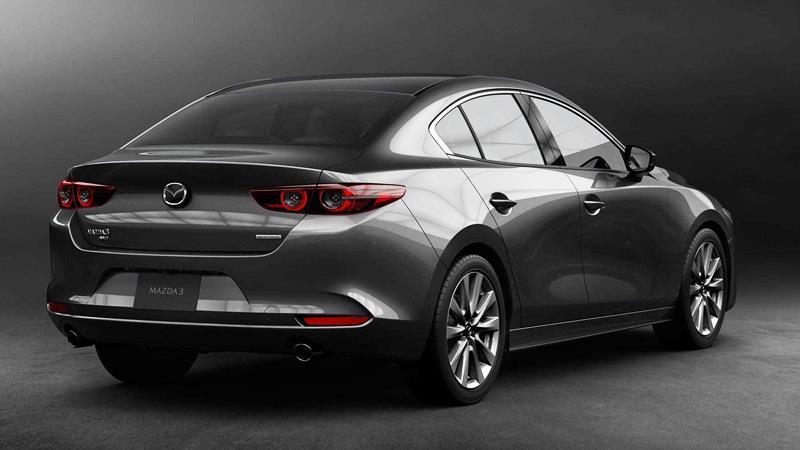 Mazda 3 2019 hoàn toàn mới - Sedan và Hatchback - Ảnh 4