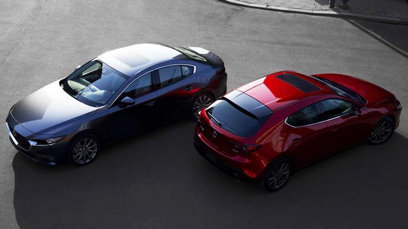 Mazda 3 2019 hoàn toàn mới - Sedan và Hatchback - Ảnh 1