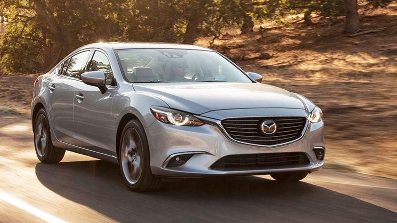 Những điểm mới trên Mazda 6 2017 tại Việt Nam - Ảnh 1