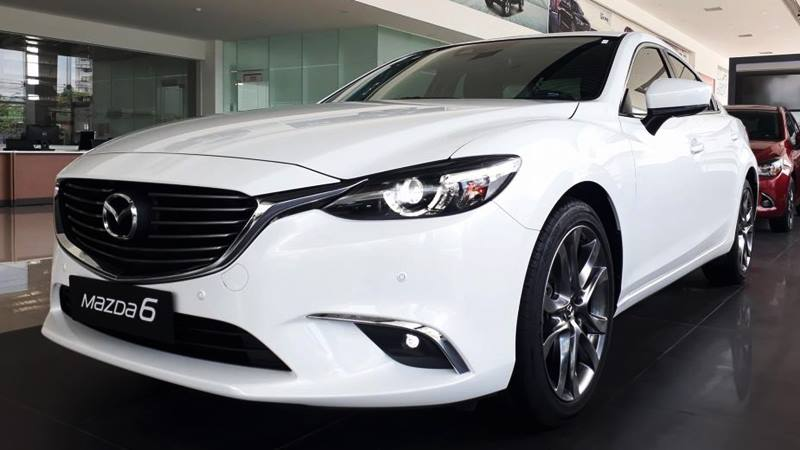 Giá xe Mazda 6 2018 - Hình 1