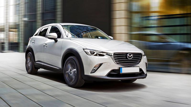 Mazda CX-3 2017 được xem xét: một số hợp phần sắc nhọn có thể xử lý
