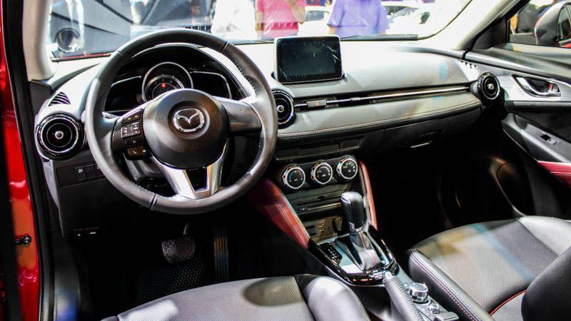 Mazda CX-3 2017 khai trương tại Việt Nam - Ảnh 3