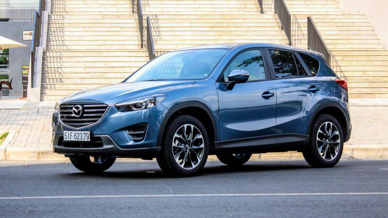 Mazda CX-5 2016: giá ra mắt Vương quốc Anh và thông số kỹ năng được tiết lộ