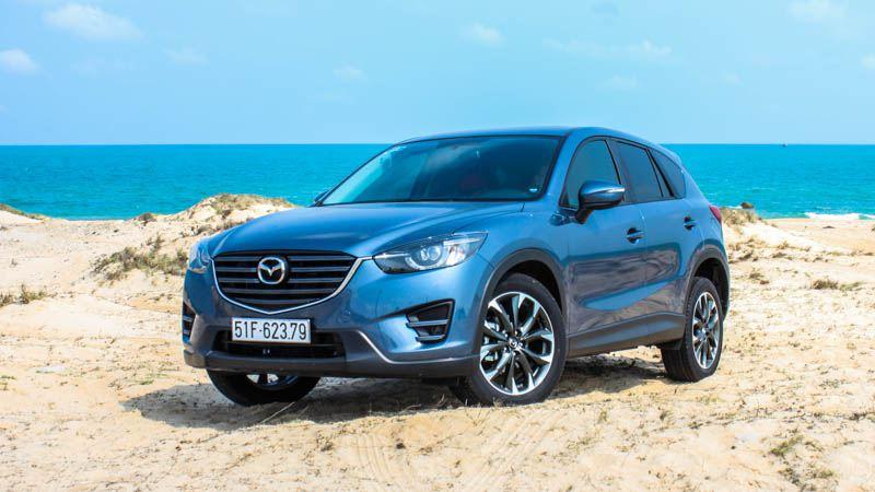 Mazda CX-5 2016 facelift có giá bán 1,039 tỷ đồng tại Việt Nam, thêm động cơ 2.5L - Ảnh 6