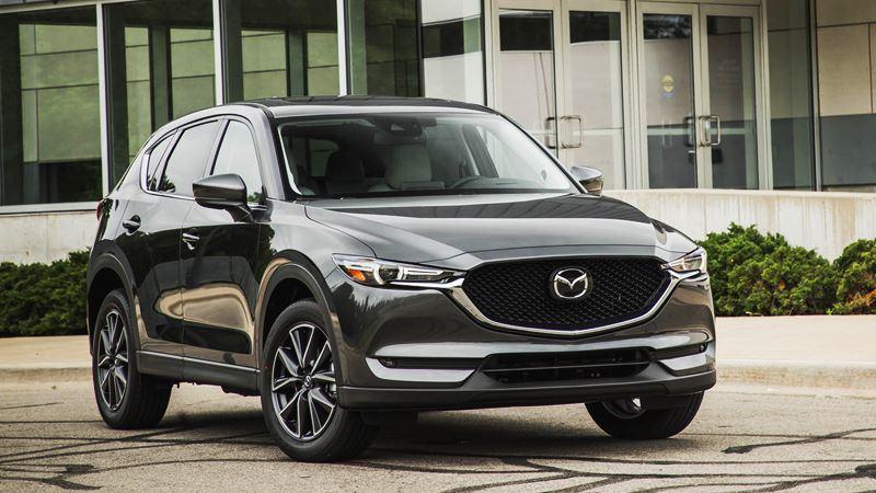 So sánh xe Mazda CX-5 2018 và Honda CR-V 2018 bản cao cấp - Ảnh 5