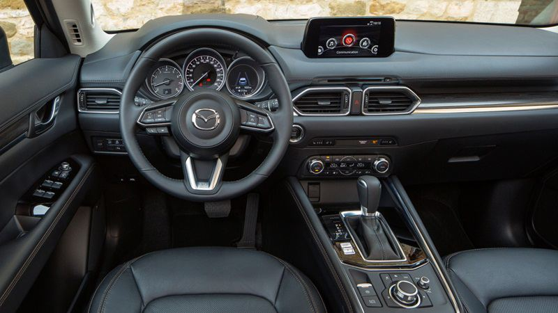 So sánh xe Hyundai Tucson 2018 và Mazda CX-5 2018 bản cao cấp - Ảnh 12