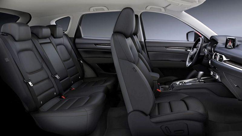 So sánh xe Mazda CX-5 2018 và Honda CR-V 2018 bản cao cấp - Ảnh 14